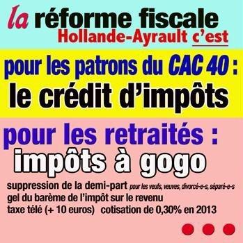 La réforme fiscole Hollande-Ayrault... impôts à gogo pour les retraités dans Luttes affiche-retraites