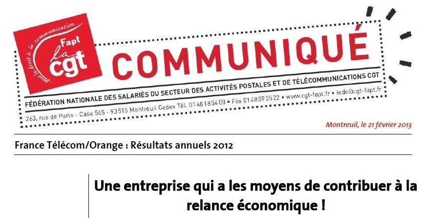 France télécom-orange et 41,3 milliards... dans Activités postales et Télécommunications communique-fapt
